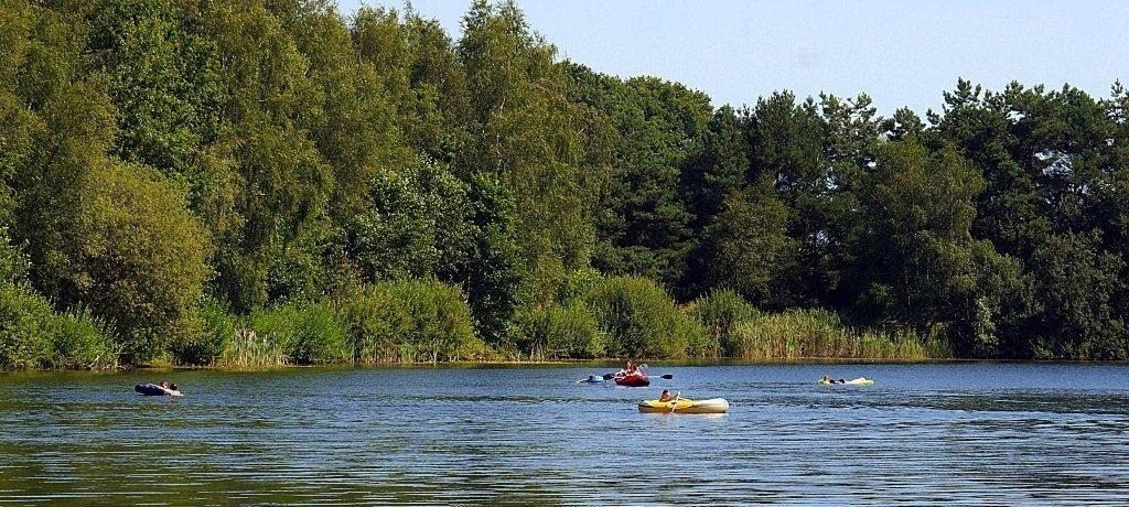 Klein-Frankrijk in Leenderstrijp is een charme camping gelegen op het platteland in de regio Noord-Brabant.